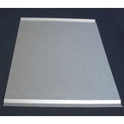 Vassoio per fondo arnia antivarroa 6 favi 218x430 mm