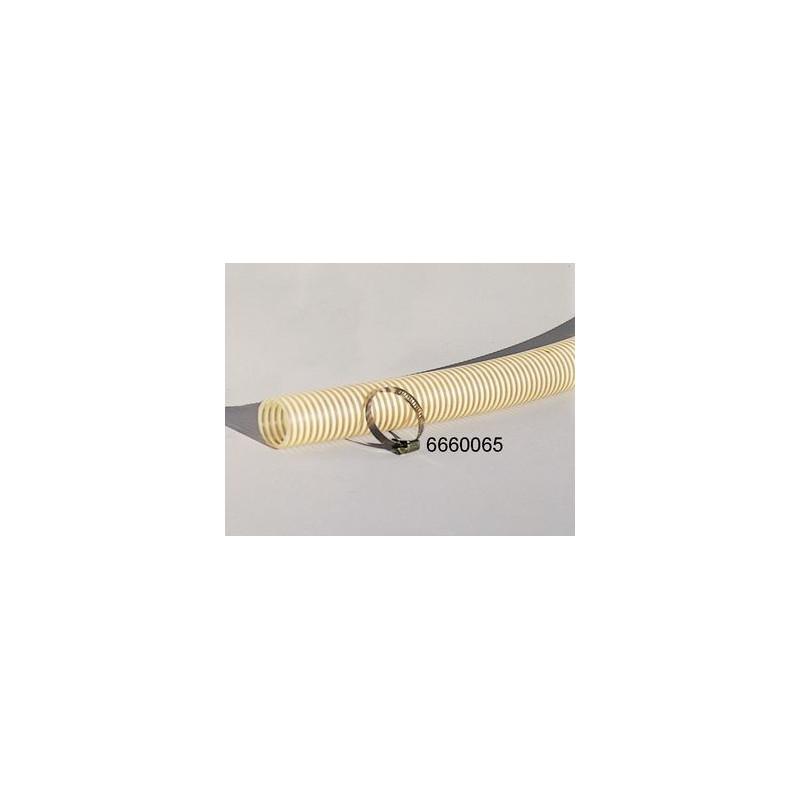 FASCETTA INOX STRINGI TUBI,50 - 65 MM