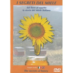 DVD I SEGRETI DEL MIELE