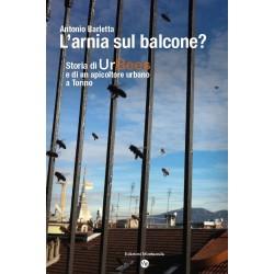 """LIBRO """" L'ARNIA SUL BALCONE  """""""