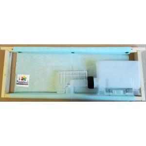Evaporatore verticale Nassenheider. Ogni confezione ne contiene 2 pz.