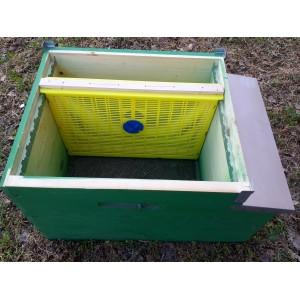 Isolatore telaino per blocco covata in pvc nido