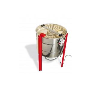 Smielatore radiale FLAMINGO motorizzato Gamma 2 - 28 favi Dadant,Automatico