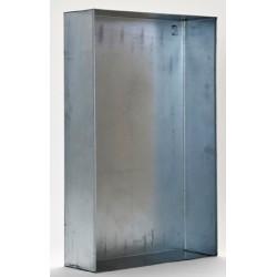 Tetto elettrosaldato per  nuclei 250x510