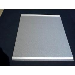 Vassoio duna zincato 380x420